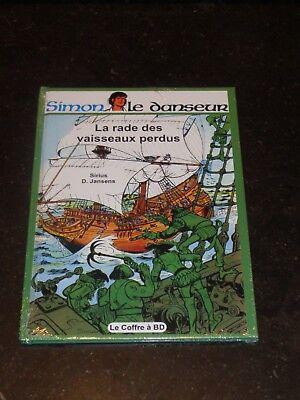 Sirius - Simon le danseur 1 - La rade des vaisseaux perdus - Coffre à BD (New)