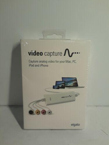 Elgato Video Capture - Digitize Video for Mac / PC / iPad