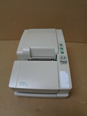Ithaca series 90 plus receipt printer Ithaca Series Printers