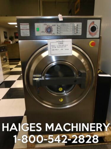Continental 30 lb Hardmount Washer