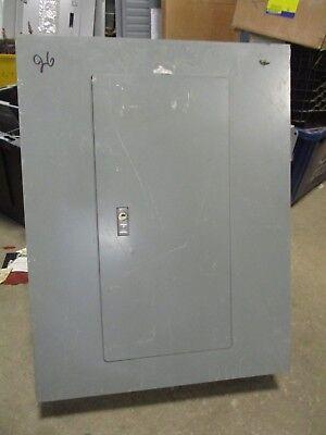 Square D Nqod 100 Amp Main Lug 3 120208v 30 Circuit Panelboard- E2310- Recon
