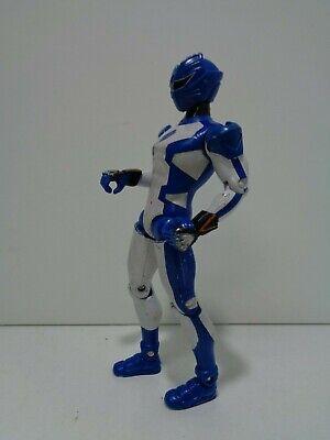 Power Rangers BLUE RANGER - Jungle Fury - Figure Only - Bandai 2008](Power Rangers Jungle Fury Blue Ranger)