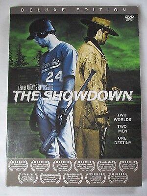 The Showdown Dvd   Antony   Fulvio Sestito Award Winning Short Film