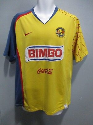 ff8819260 club america aguilas nike jersey LARGE 2007-2008 used in very good condition