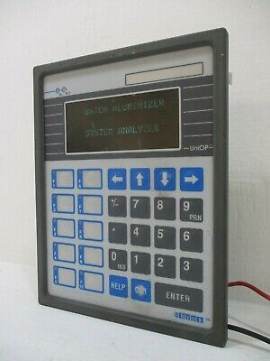 Uniop Cp04f-04-0042 Exor Operator Interface Keypad Screen Controller