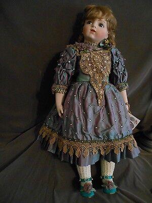 Patricia Loveless, Victorian Romance, #237/2000 pieces, Bru Jeune Doll 15