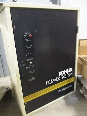 Kohler 150 Amp 3 Phase 480 Volt Automatic Transfer Switch- Ats80