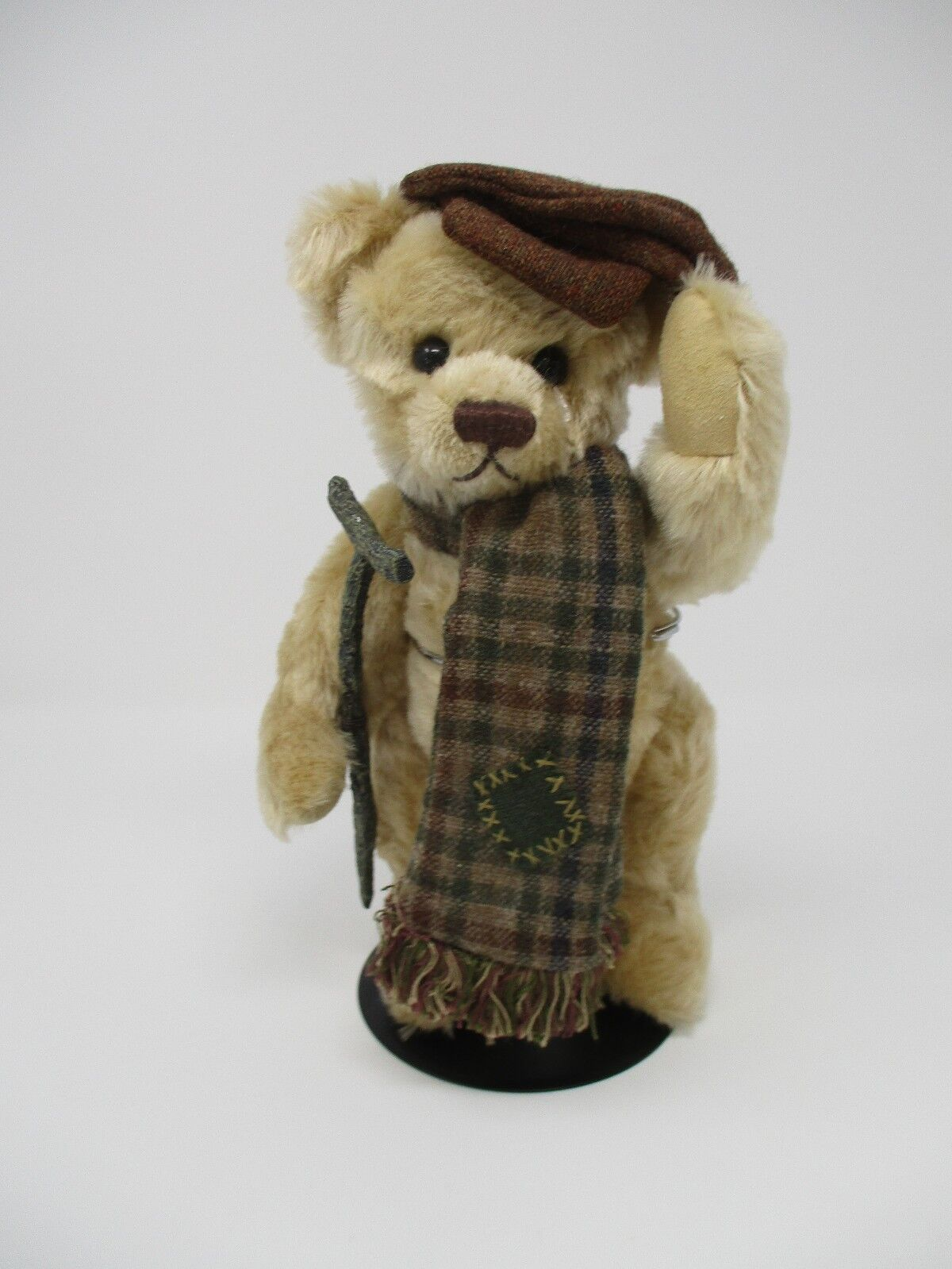 The Franklin Mint Heirloom Bear