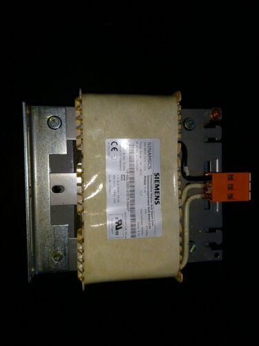 Siemens Sinamics 6SL3000-0CE15-0AA0 Commutation Reactor 5kW Smart Line