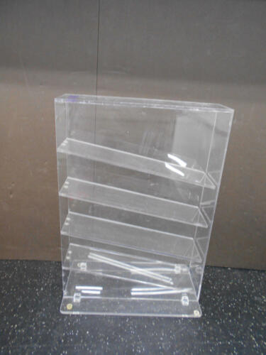 Research Products Clear Plastic Pipette Storage Bins