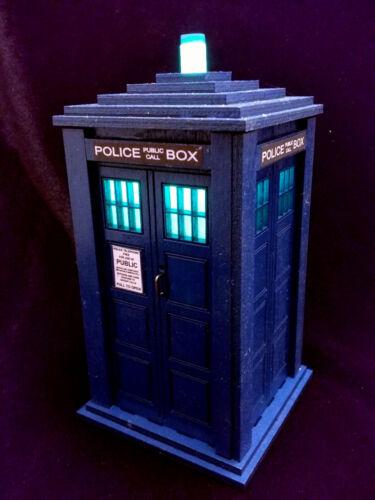 TARDIS Accent Lamp/Night Light