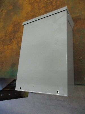 Hoffman A12r84 12x8x4 Nema 3r Enclosure- New