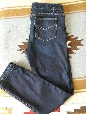 """J Jill woman blue jeans size 10 Slim Leg stretch 30"""" inseam for sale  Lake Havasu City"""
