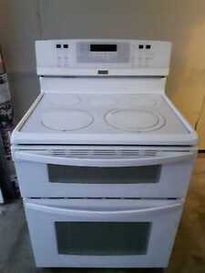 Double-oven Convection Stove, free delivery