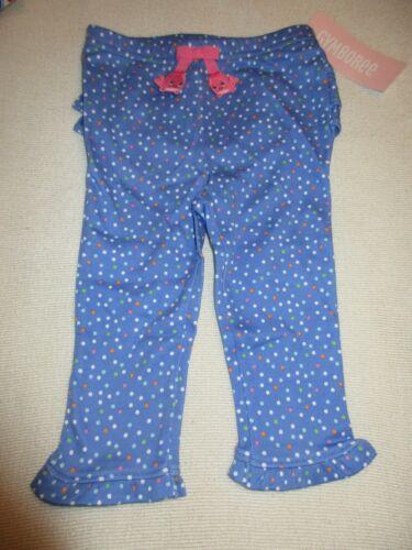 Gymboree Bubbly Whale Pants Size 6-12 Months NWT