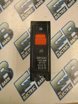 Bryant Br160 60 Amp 1 Pole 120 Volt Breaker- Warranty