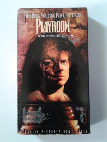 Playroom VHS (1989)