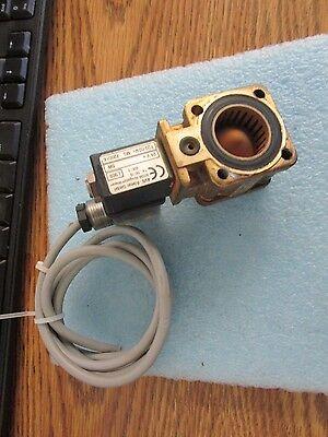 Avs-romer Gmbh Model Egv-111-al-d20 Bn Flow Control Valve. . Pn 168.