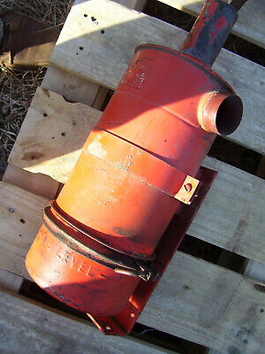 Vintage Ji Case 511 Gas Tractor -air Cleaner Assembly Brkt - 1959