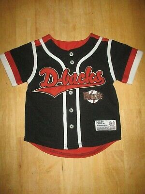 EUC toddler ARIZONA DIAMONDBACKS jersey - size 2T / BARELY WORN!!!!!