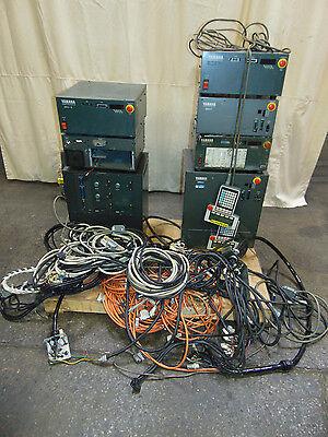 Yamaha Robotic Controller Parts Lot Qrc4 Qrch Mrca Mpb-125 Mpb-120 Mrch