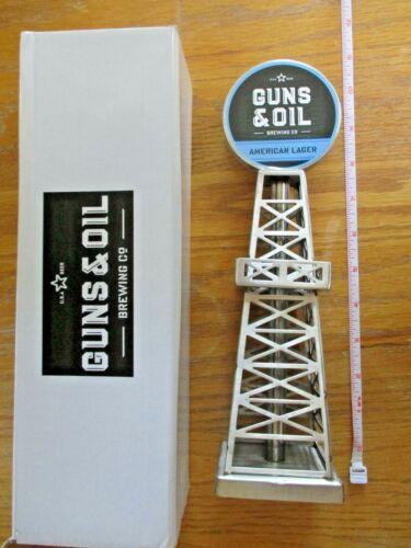 Beer Tap Guns and Oil Derrick Handle Brand New in Original Box