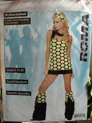 Disco Barbie Costume (DISCO / GO-GO / Retro / 60's / 70's / Barbie / COSPLAY / COSTUMES /)