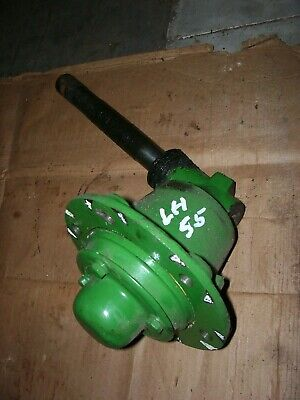 Vintage Oliver 55 Gas Tractor - Front Spindle Hub Assembly - Lh - 1954