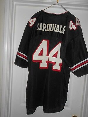 University Of Louisville Cardinal Football - University Of Louisville Cardinals NCAA Football  Fan Jersey Adult Size Large