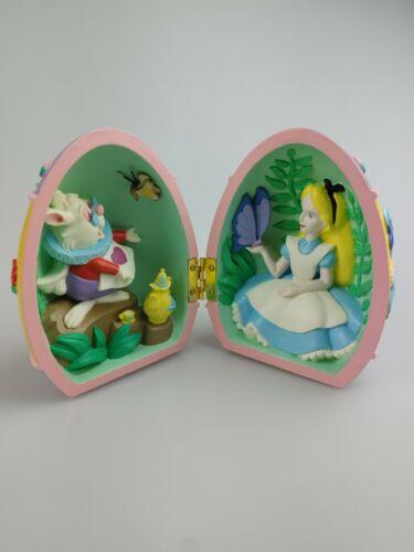 Alice in Wonderland Hinged Egg Disney Store Exclusive