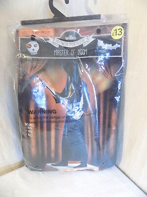 Halloween Costume, Master of Doom, Adult small/medium, New, Wilko](Wilko Halloween)