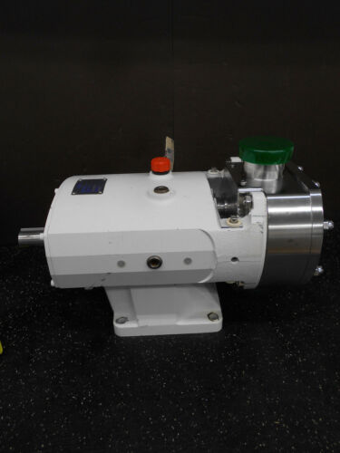 "ALFA LAVAL SX3/035/H ROTARY LOBE PUMP W/ 2.5"" SANITARY FITTING"