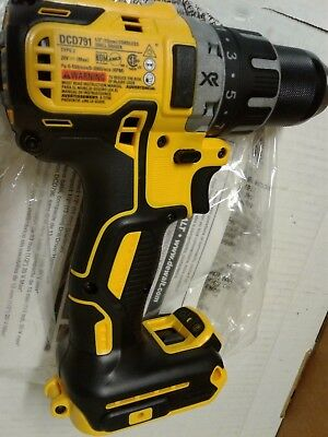 DEWALT DCD791 20V  2 Speed Brushless 1/2