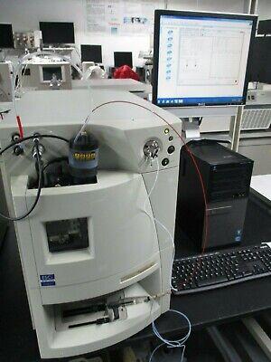 Waters Micromass Zq 2000 Mass Spectrometer Single Quadrupole With Pc Windows 7