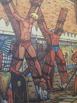 JOURNAL belge : ALIX REVIENT PAR L'EGYPTE - 07/09/1996 - O ALEXENDRIE - COOLS AN