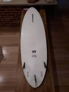 Surfboard Firewire Unibrow