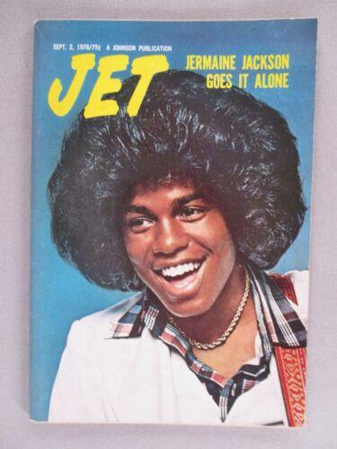 Jet Magazine - September 2, 1976 ~~ Jermaine Jackson
