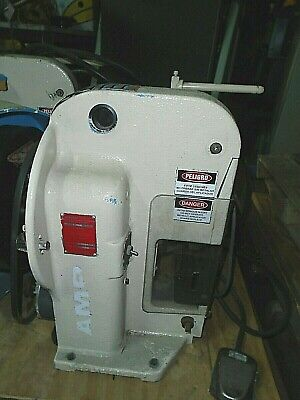 Amp Amp-o-lectric K Press Parts Wire Terminating Crimper Machine