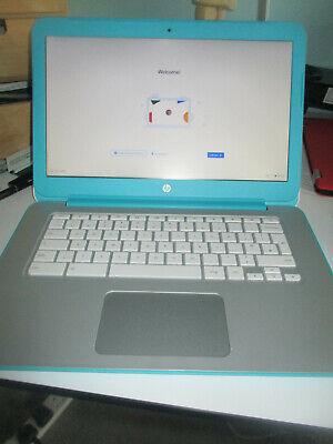 """Google HP Chromebook (14-000na) 14"""" In full working order"""