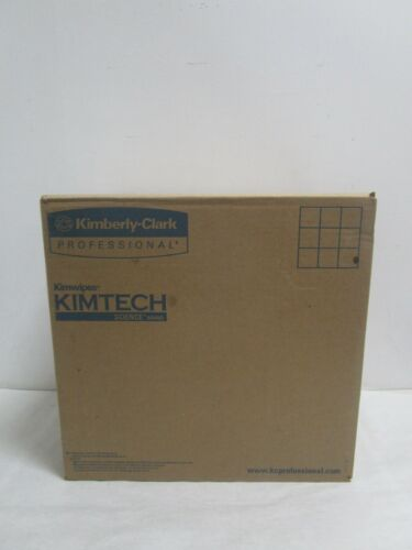 1 CASE OF 30 BOXES KIMBERLY-CLARK KIMWIPES DELICATE TASK WIPERS 280 PER BOX