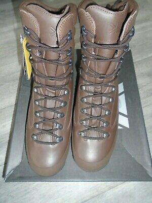 KARRIMOR MENS COMBAT COLD WET WEATHER BOOTS SIZE 9M BRITISH ARMY NEW