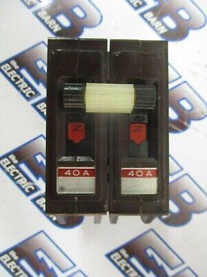Wadsworth A240n 40 Amp 240 Volt 2 Pole Circuit Breaker- Warranty