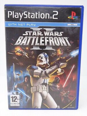 Star Wars Battlefront 2 PlayStation 2 PS2 *Boxed & Complete*