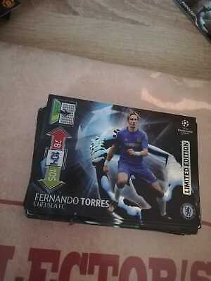 Panini UEFA Champions League 2012-2013 LIMITED EDITION Torres for sale  Shipping to Nigeria