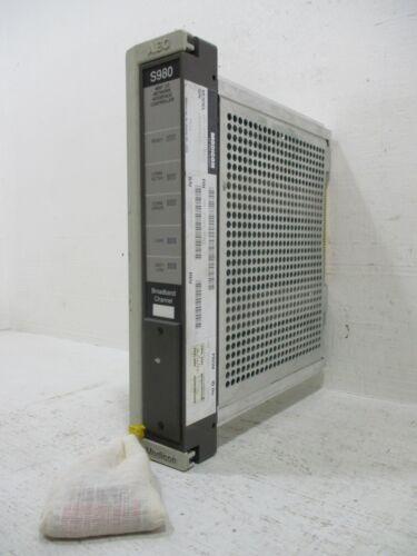 AEG Modicon AM-S980-810 MAP 3.0 Network Interface Controller Module PLC Gould