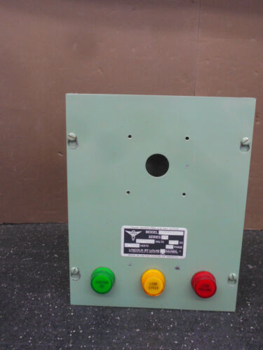 LINCOLN ST LOUIS 83354 SERIES A SIGNAL MONITOR WITHOUT ALARM