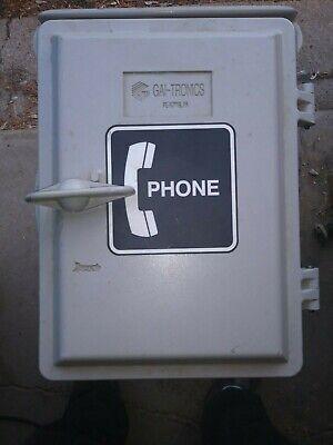 Weatherproof Outside Telephone Box Gai-tronix