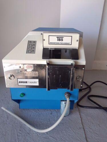 61033 - TBS Shur Mark E22.01MWS Cassette Labeler