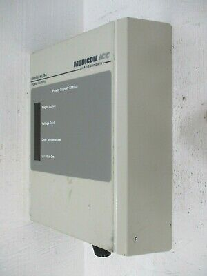 Aeg Modicon Icc 110-144 Model Pls4 Power Supply Module