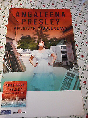 Angaleena Presley American Middle Class Promo Poster Pistol Annies